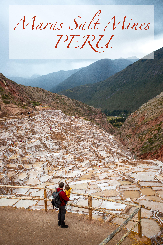 Maras Salt Mines Peru