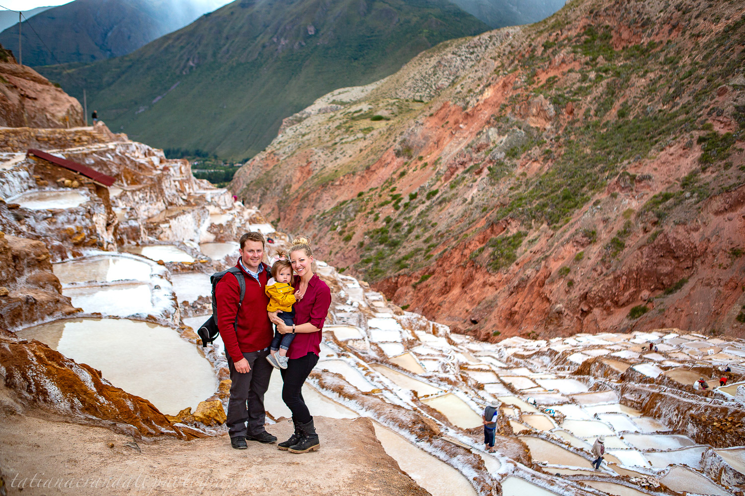 Maras Salt Mines with child-20